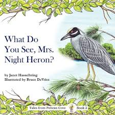 Mrs. Night Heron